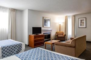 Suburban Extended Stay Hotel Columbia, Szállodák  Columbia - big - 21