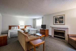 Suburban Extended Stay Hotel Columbia, Hotely  Columbia - big - 12