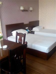 Superior Double Room Jingning Hotel
