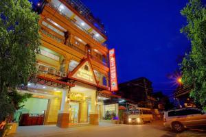 Seventh Heaven Hotel and High Bar