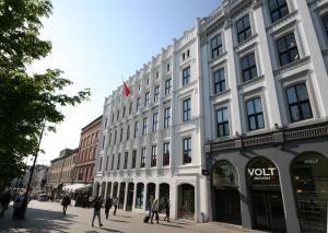 Осло - Comfort Hotel Karl Johan