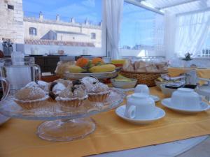 Palazzo Antica Via Appia, Отели типа «постель и завтрак»  Bitonto - big - 27