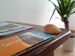Casa da Tia Matilde, Apartments  Sesimbra - big - 11
