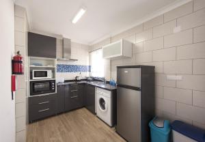 Casas da Junqueira, Apartmány  Prainha de Baixo - big - 16
