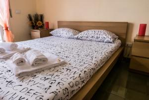 A Place Apart, Apartmanok  Róma - big - 9