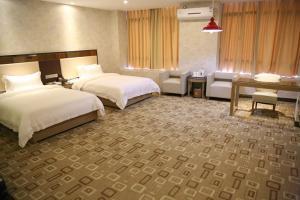 Haohai Qingyun Hotel, Hotely  Zhanjiang - big - 7