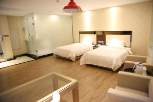 Haohai Qingyun Hotel, Hotely  Zhanjiang - big - 3