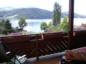 Ferienwohnungen Seerose direkt am See, Apartmány  Millstatt - big - 46