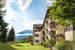 Dorint Sporthotel Garmisch-Partenkirchen, Szállodák  Garmisch-Partenkirchen - big - 27