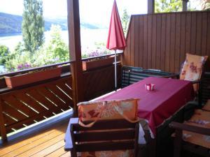 Ferienwohnungen Seerose direkt am See, Apartmány  Millstatt - big - 45