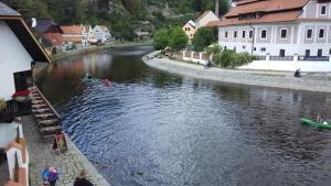 Pension Meandr, Guest houses  Český Krumlov - big - 17