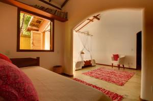 Casa Natureza Brasil Guest House, Penzióny  Arraial d'Ajuda - big - 4