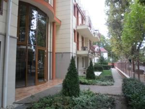 Sunny Apartman, Apartmány  Siófok - big - 15