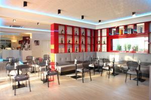 Palma d'Oro, Hotely  Bagnara Calabra - big - 17