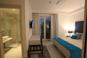 Palma d'Oro, Hotely  Bagnara Calabra - big - 8