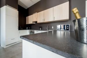 Smartflats Design - Cathédrale, Apartmány  Lutych - big - 26