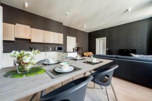Smartflats Design - Cathédrale, Apartmány  Lutych - big - 27