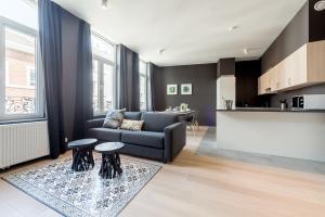 Smartflats Design - Cathédrale, Apartmány  Lutych - big - 28
