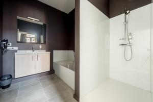 Smartflats Design - Cathédrale, Apartmány  Lutych - big - 22