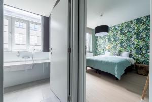 Smartflats Design - Cathédrale, Apartmány  Lutych - big - 9