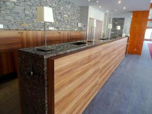 Appart'Hotel Odalys Prestige Eden, Aparthotels  Arc 1800 - big - 25