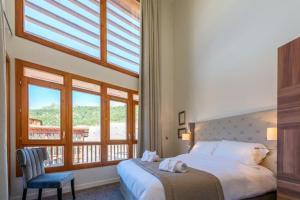 Appart'Hotel Odalys Prestige Eden, Aparthotels  Arc 1800 - big - 31