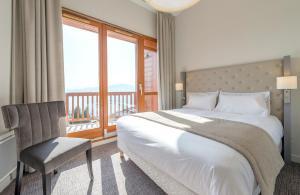 Appart'Hotel Odalys Prestige Eden, Aparthotels  Arc 1800 - big - 28