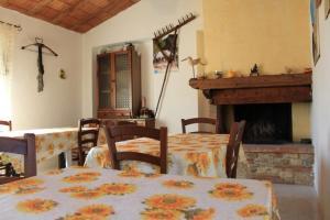 Agriturismo da Remo, Farmy  Magliano in Toscana - big - 16