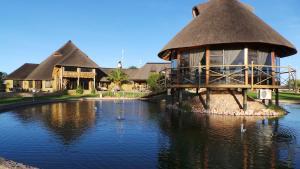 Lapa Lange Game Lodge, Лоджи  Mariental - big - 30