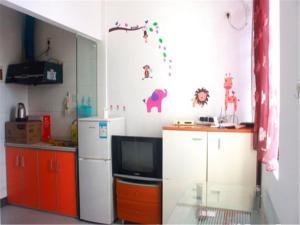 Meilan Xinlinghai Chain Inn Lantian Road Branch, Appartamenti  Haikou - big - 4