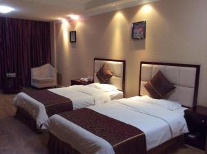 Gelamu Ruixi Hotel Zhengzhou CBD Branch