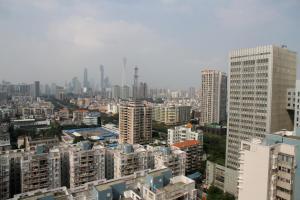 Yonk Hotel Apartment Guangzhou Kecun Hesheng Square Branch