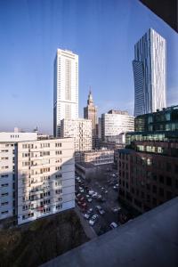 Apartamenty Varsovie Rondo ONZ, Ferienwohnungen  Warschau - big - 22