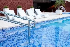 Ritz Plaza Hotel, Hotels  Juiz de Fora - big - 15
