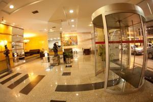 Ritz Plaza Hotel, Hotels  Juiz de Fora - big - 14