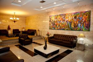 Ritz Plaza Hotel, Hotels  Juiz de Fora - big - 44