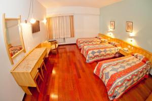 Ritz Plaza Hotel, Hotels  Juiz de Fora - big - 3