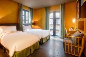 Mercure Danang French Village Bana Hills, Hotel  Da Nang - big - 17
