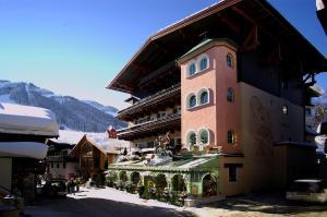 Hotel Bauer - Saalbach Hinterglemm