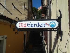 B&B Old Garden
