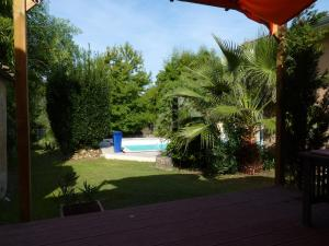 Mascarisle, Bed & Breakfasts  Libourne - big - 19