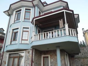 Sahra Akilli Villa Boztepe