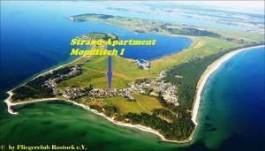 Strandapartment-Mondfisch an der Ostsee