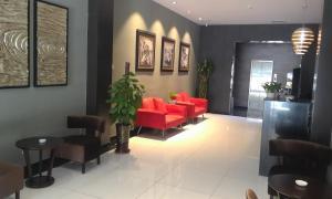 Yishe Express Hotel Qingdao Wusi Square Middle Xianggang Road
