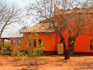 Prana Villa, Vily  Livingstone - big - 37