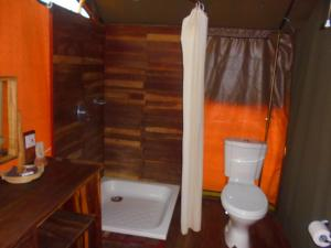 Prana Tented Camp, Люкс-шатры  Ливингстон - big - 6
