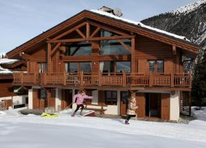 Chalet Chamois - Apartment - Courchevel