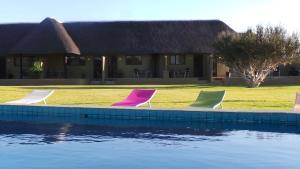 Lapa Lange Game Lodge, Лоджи  Mariental - big - 41