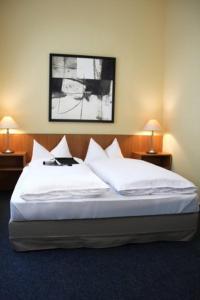 Amarillo Hotel Velten, Szállodák  Velten - big - 3