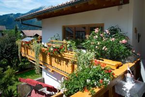 Gästehaus Wanker, Affittacamere  Ehrwald - big - 11